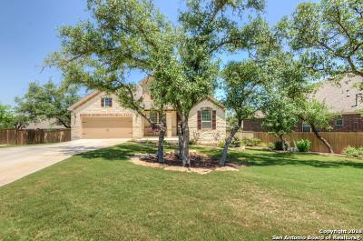 Boerne Single Family Home For Sale: 9011 Maureens Pond