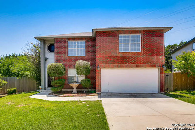 San Antonio Single Family Home Price Change: 9514 Silver Elm Pl
