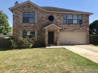 San Antonio Single Family Home For Sale: 2830 Redsky Hill