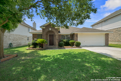San Antonio Single Family Home For Sale: 24911 Crescent Run