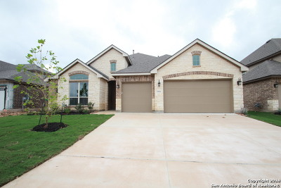 Boerne Single Family Home For Sale: 27026 Daffodil Place