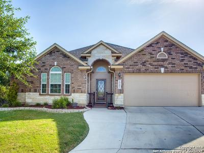 Helotes Single Family Home For Sale: 10603 Carmona