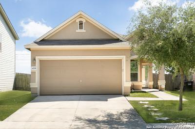 San Antonio Single Family Home Back on Market: 4338 Southton Way
