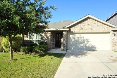 Single Family Home Price Change: 16622 Tenaca Trail