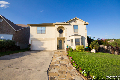 San Antonio Single Family Home Back on Market: 18614 Redriver Trail