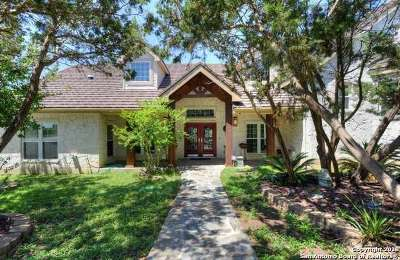 Boerne Single Family Home Price Change: 32 Busby Rd