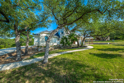 New Braunfels Single Family Home For Sale: 1964 Hunters Cove