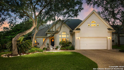 San Antonio Single Family Home Back on Market: 17311 Fountain Bluff Dr