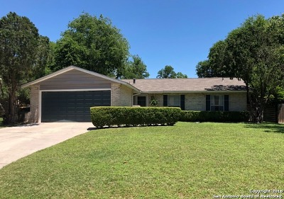Converse Single Family Home Back on Market: 306 Castle Ct