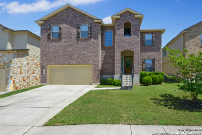 Helotes Single Family Home Back on Market: 10826 Bramante Ln