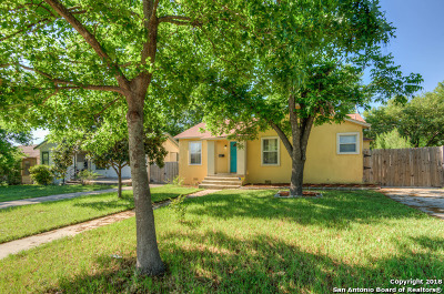 Single Family Home For Sale: 1414 W Gramercy Pl
