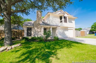 San Antonio TX Single Family Home Back on Market: $165,000