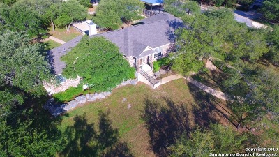 San Antonio Single Family Home Back on Market: 802 Catclaw
