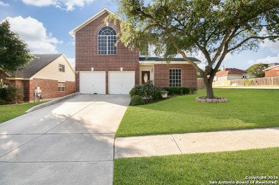 Schertz Single Family Home Back on Market: 1117 Lauran Park Dr
