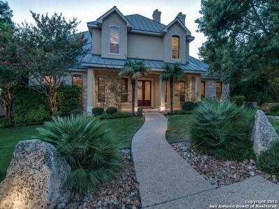 San Antonio Single Family Home Price Change: 1007 Campanile