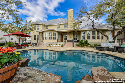 San Antonio Single Family Home Back on Market: 25308 Wentworth Way
