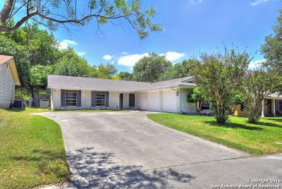 San Antonio Single Family Home Back on Market: 10511 Tioga Dr