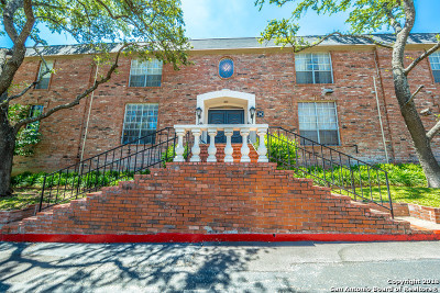 San Antonio Condo/Townhouse Back on Market: 7500 Callaghan Rd #237