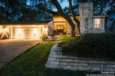 San Antonio TX Single Family Home Active Option: $399,500