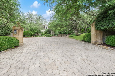 San Antonio Single Family Home For Sale: 3 Morning Downs