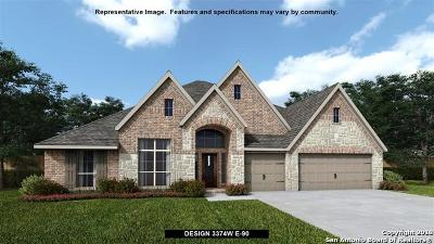 New Braunfels Single Family Home Price Change: 594 Cloister Road