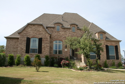 Fair Oaks Ranch Single Family Home For Sale: 28715 Kings Gate