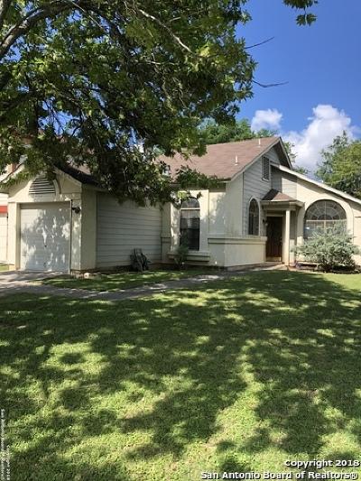 San Antonio Single Family Home Back on Market: 6279 Valley Bay Dr