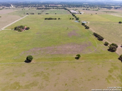 Residential Lots & Land For Sale: 25+/- Acres Fm 3240