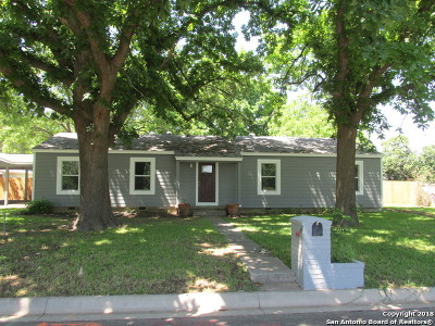 Medina County Single Family Home Price Change: 1106 30th St