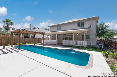 Helotes Single Family Home For Sale: 11334 Hospah
