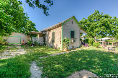 San Antonio Single Family Home Active Option: 427 Westfall Ave