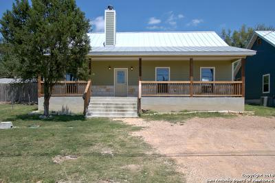 Canyon Lake Single Family Home Price Change: 1258 Lakeview Dr