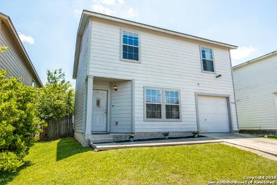 San Antonio Single Family Home Back on Market: 9710 Amber Cove