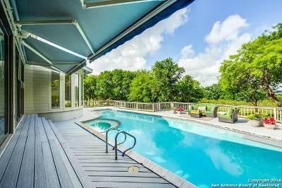 San Antonio Single Family Home For Sale: 13627 Bluffcircle