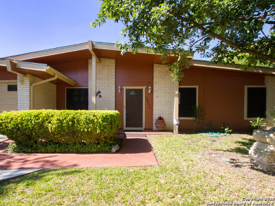San Antonio TX Single Family Home Back on Market: $189,000