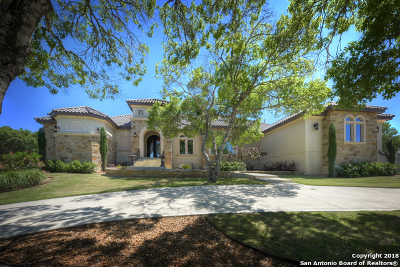 Boerne TX Single Family Home For Sale: $1,200,000