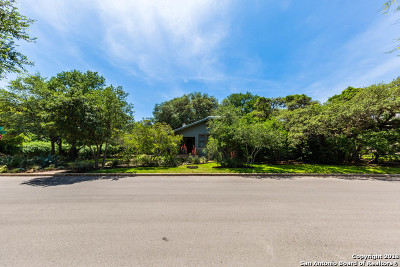 Alamo Heights Residential Lots & Land For Sale: 203 Grant Ave