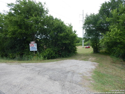 Seguin Residential Lots & Land For Sale: Tbd S Tbd Hwy 123/Fox Trotter