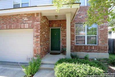 Helotes Single Family Home For Sale: 8611 Tioga Pass