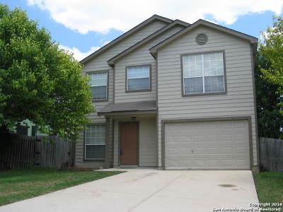 San Antonio Single Family Home Back on Market: 8436 Jaclyn Park