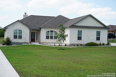Medina County Single Family Home For Sale: 119 Private Road 4703