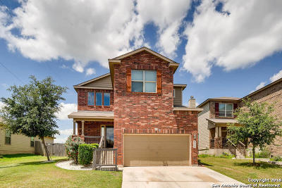 San Antonio Single Family Home Back on Market: 8123 Monte Seco