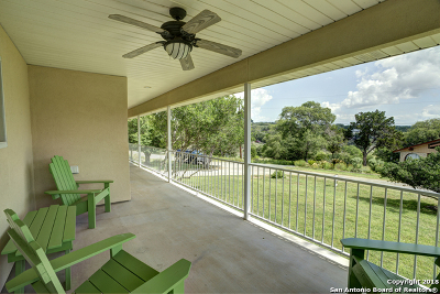 Canyon Lake Single Family Home Price Change: 123 Canteen