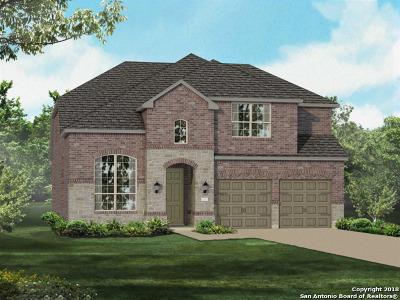 San Antonio Single Family Home New: 23153 Evangeline