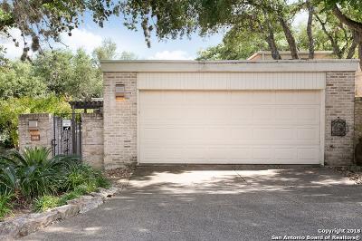 San Antonio Single Family Home Back on Market: 11618 Caprock St
