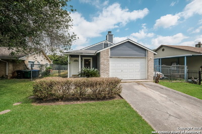 San Antonio TX Single Family Home Back on Market: $129,900