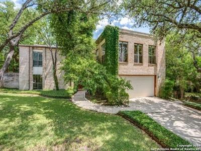 Single Family Home Price Change: 11200 Whisper Falls St