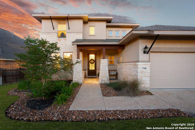 Bulverde Single Family Home For Sale: 3780 Cremini Dr