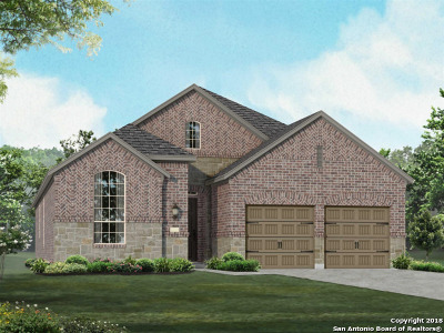 Boerne Single Family Home New: 9763 Innes