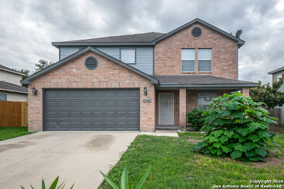 Cibolo Single Family Home New: 153 Kaylee Chase